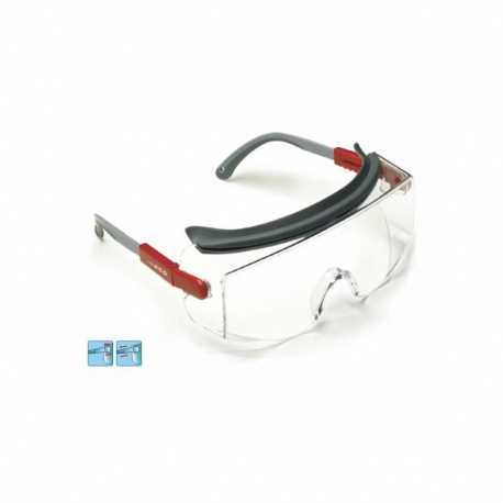 Maco Tools 06010 - Safety Glasses with Adjustable Arms