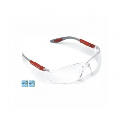 Maco Tools 06011 - Safety Glasses with Adjustable Arms