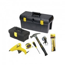1-92-952-Kitbox 2x Toolboxes set with 6 extra tools