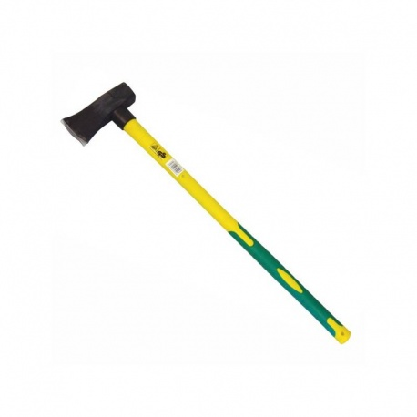 734499 Chinese Wedge Axe 2600gr (6 lbs) with Plastic Shaft