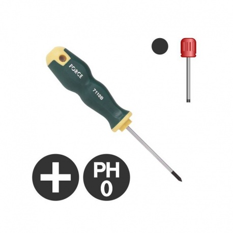 Force 7110B - Philips Screwdriver PH0 x 60mm