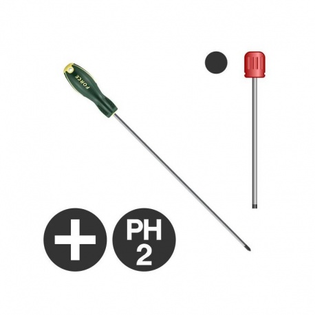 Force 65512 - Philips Long Screwdriver PH2 x 350mm