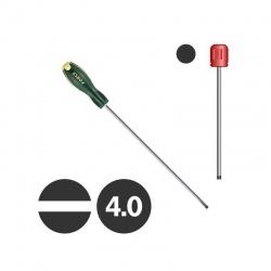 655304 - Κατσαβίδι Ίσιο Μακρύ 4.0 x 300mm