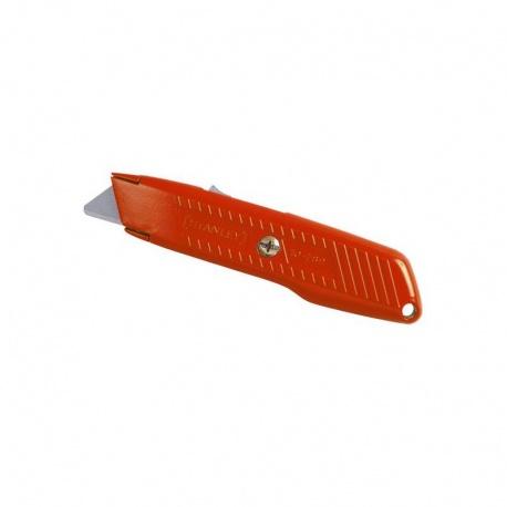 Stanley 1-10-189 Μαχαίρι Ασφαλείας με Ελατήριο Επαναφοράς Λάμας