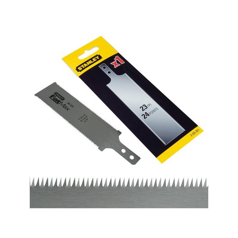 how to change stanley fatmax blade