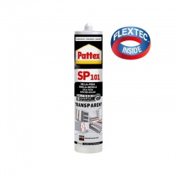 Pattex SP101 Elastic Sealant 280ml Clear