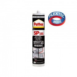 Pattex SP101 Elastic Sealant 280ml White