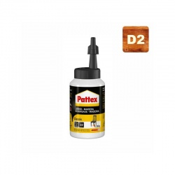 Pattex PWC2S Classic Clear Wood Glue D2 250g