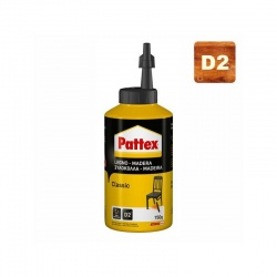 Pattex PWC3S Classic Clear Wood Glue D2 750g