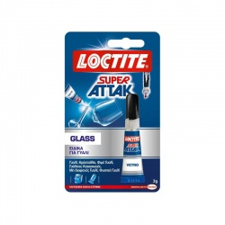 Loctite Super Attak Glass Glue 3g