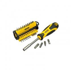 Stanley STHT0-70885 Screwdriver and Bits Set 34 pcs