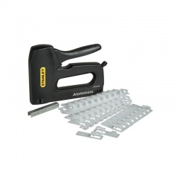 Stanley STHT6-70989 TR150L Staple Gun with 50 Cable Clips