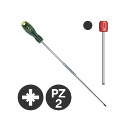 65522L - Pozidriv Extra Long Screwdriver PZ2 x 400mm