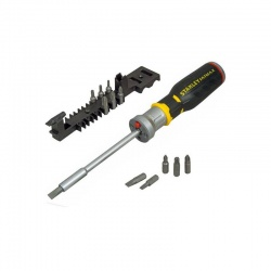 Stanley FMHT0-62689 FatMax LED Screwdriver and Bits Set 12 pcs