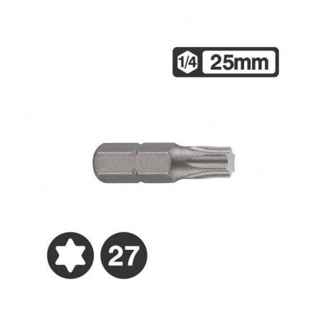 Force 1262527 - Μύτη Torx 1/4″ 25mm - T27