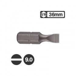 """1533609 - Μύτη Ίσια 5/16"""" 36mm - 9.0mm"""