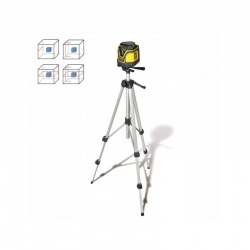 STHT1-77137 SLL360 Multi-Line 360° LASER 10m with Tripod