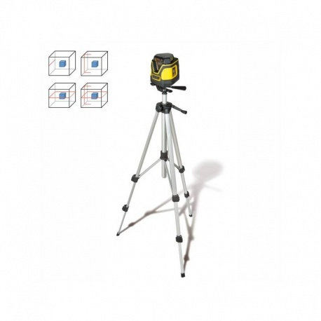 Stanley STHT1-77137 SLL360 Multi-Line 360° LASER 10m with Tripod