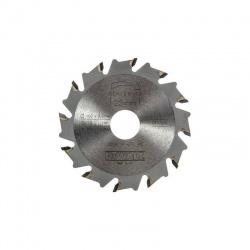 DeWalt DT1306 Extreme Biscuit Jointer Blade 102x22x3.9mm - 12 teeth