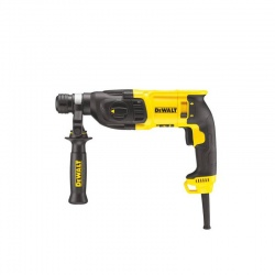 DeWalt D25133K 800W - 26mm SDS Plus Combination Rotary Hammer