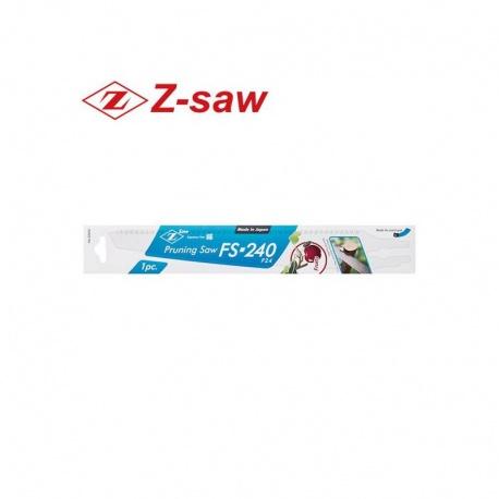 Topman FS-240 Z-Saw 52424 Ανταλλακτική λάμα πριονιού οπωροφόρων 240mm