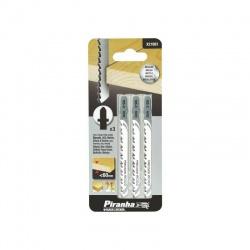 X21083 - Piranha Jigsaw Blades for Wood Bosch-type Shank - 3 pcs