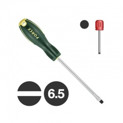 713065 - Slotted Screwdriver 6.5 x 150mm
