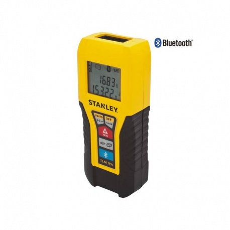 Stanley STHT1-77343 TLM99s Bluetooth Smart LASER Measurer - 30m