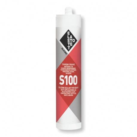 Elastotet S100 Heavy Duty Acid Silicone 280ml