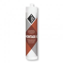 Elastotet Montage-S Μονταζόκολλα Διαλύτου 280ml