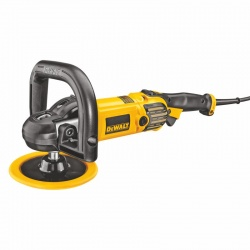 DeWalt DWP849X - Polisher 1250W, 180mm, 3500rmp