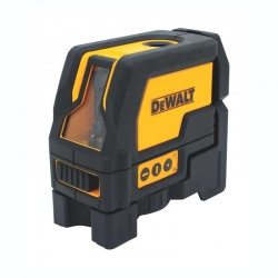 DW0822 - Cross Line and Plumb LASER Level 15m