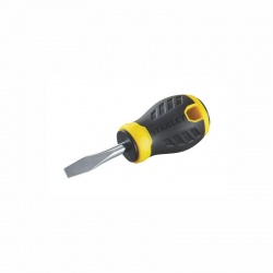 STHT1-60401 ESSENTIAL Flared Slotted Stubby Screwdriver 6.5 x 40