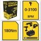 Stanley FMC645B - 18V - 180Nm Bare Impact driver