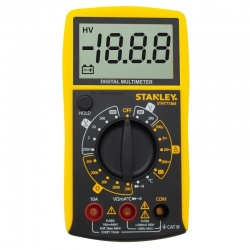 Stanley STHT0-77364 Digital multimeter AC/DC 0-300V