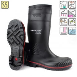 Dunlop Acifort S5 Safety Wellington Boots