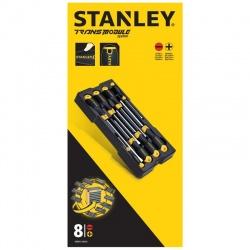 Stanley STMT1-74182 Transmodule System Σετ 6 Κατσαβιδιων Cushion Grip - Torx