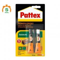 Pattex Saldatutto Power Epoxy Glue 24g