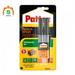 Pattex Saldatutto Power Epoxy Mix Glue 28g
