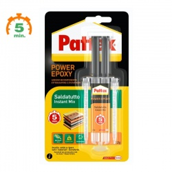 Pattex Saldatutto Power Epoxy Mini Instant Glue 12g