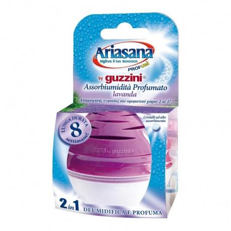 Henkel Ariasana Profumi by Guzzini 2 in 1 45gr Humidity Absorber Lavender