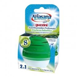 Ariasana Guzzini Απορροφητής Υγρασίας 45gr 2 σε 1 Φρεσκάδα Δάσους