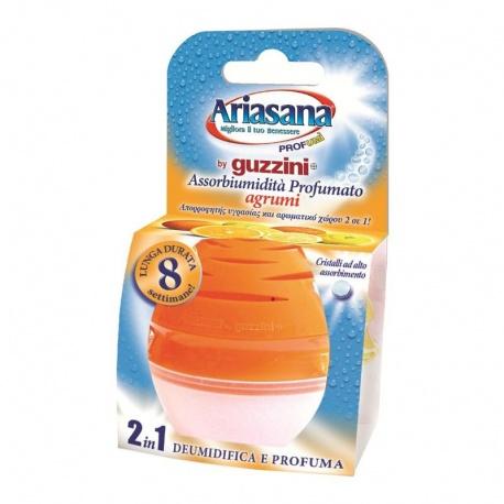 Henkel Ariasana Profumi by Guzzini Απορροφητής Υγρασίας 45gr 2 σε 1 Εσπεριδοειδή