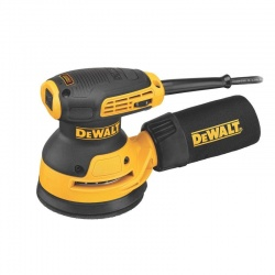 DeWalt DWE6423 Palm Random Orbit Sander 125mm