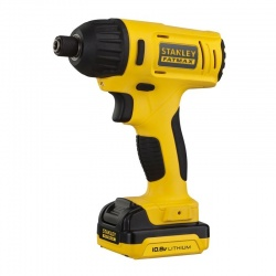 Stanley FMC041S2 10.8V Impact Driver in Carrying Case