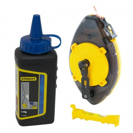 Stanley 0-47-465 Κιτ Μαρκαδόρου Κιμωλίας PowerWinder 30m