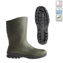 Dunlop Dee Πράσινες Αδιάβροχες Μπότες Κνήμης
