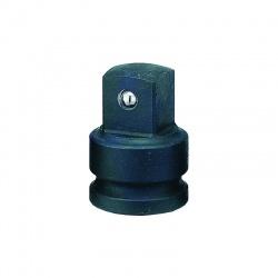 """80946MPB - Black series nut adapter 1/2""""(F) - 3/4""""(M)"""