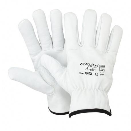 Galaxy Arctic 256 Leather Gloves ΕΝ388 3122