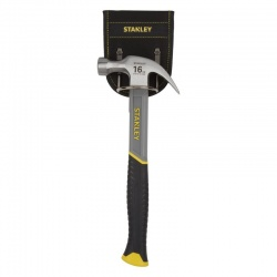STHT9-51309 16oz (450g) Curved Claw Hammer With Belt Holder